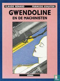 Gwendoline en de machinisten