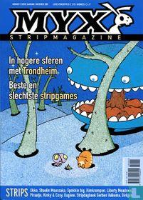 Myx stripmagazine 3e jrg. nr. 9