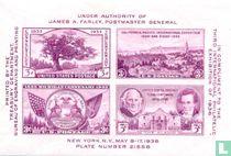 Briefmarkenausstellung Tipes-New York