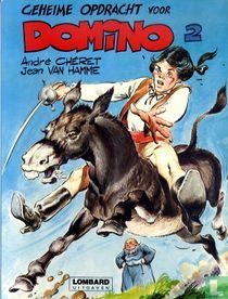 Geheime opdracht voor Domino