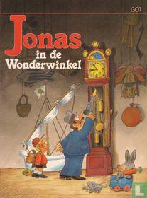 Jonas in de wonderwinkel