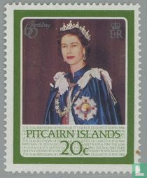 Koningin Elizabeth II - 60e verjaardag