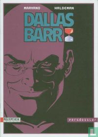 Dallas Barr persdossier
