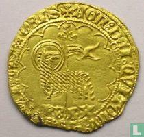 """France """"Golden Lamb"""" 1417"""