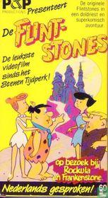 De Flintstones op bezoek bij Rockula en Frankenstone