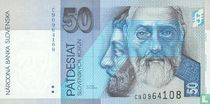 Slowakije 50 Korun (P21c)