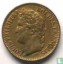 Frankrijk 1 centime 1843-1846 (proefslag)