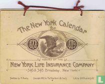 The New York Calendar for 1888-1889