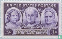 Vrouwenbeweging 1848-1948