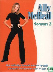 Het volledige tweede seizoen op DVD