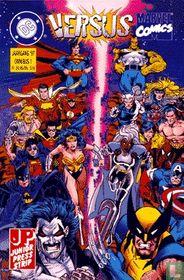 DC versus Marvel Omnibus 1 - Jaargang '97