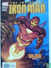 The Invincible Iron Man 73
