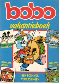 Bobo vakantieboek