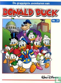 De grappigste avonturen van Donald Duck 21