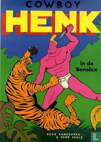 Cowboy Henk in de Benelux