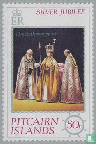 Silver Jubilee Queen Elizabeth II