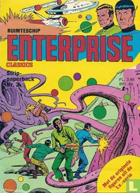 Ruimteschip Enterprise strip-paperback 3