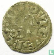 France denier (penning) 1150 Parijs