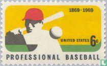 Professional Baseball 1869-1969