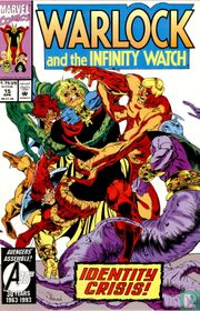 Warlock and the Infinity Watch 15