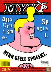 Myx stripmagazine 3e jrg. nr. 7