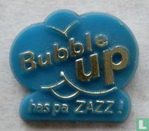 Bubble Up has pa zazz ! [blauw]