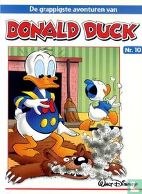 De grappigste avonturen van Donald Duck 10