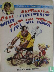 San-Antonio fait un tour