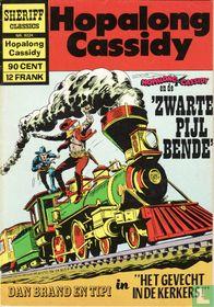 Hopalong Cassidy en de 'Zwarte Pijl bende'