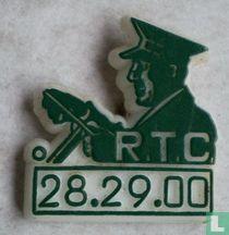 R.T.C. 28.29.00 [groen op wit]