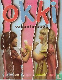 Okki vakantieboek 1983