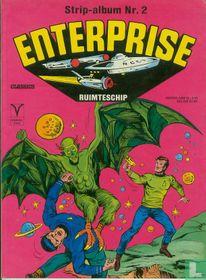 Ruimteschip Enterprise Strip-album 2