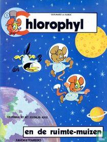 Chlorophyl en de ruimte-muizen