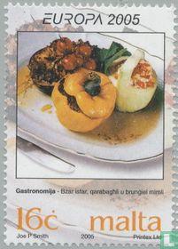 Europe - Gastronomy