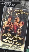 Abbott & Costello Meet the invisible man