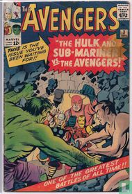 The Avengers Meet... Sub-Mariner!