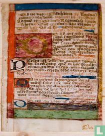 Getijdenboek uit Brugge
