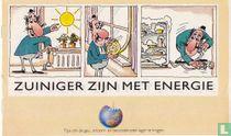 Zuiniger zijn met energie