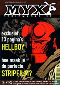 Myx stripmagazine 2e jrg. nr. 11