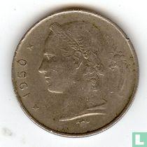 België 1 franc 1950 (NLD)