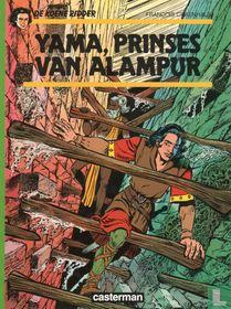 Yama, prinses van Alampur
