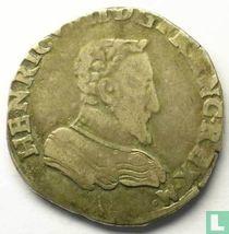 "France 1561 Teston D ""type 2"""