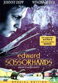 Edward Scissorhands / Edward aux Mains d'argent