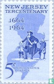Tercentenary of New Jersey Territory