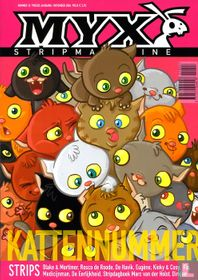 Myx stripmagazine 2e jrg. nr. 10
