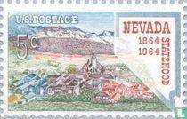 100 Jahre Bundesstaat Nevada