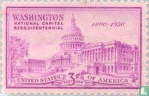 Washington as capital 1800-1950