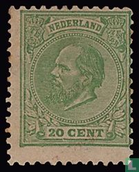 Koning Willem III (11½:12 tanding)