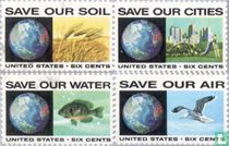1970 Nature conservation (USA 546)