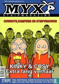 Myx stripmagazine 2e jrg. nr. 1